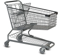 wire-shopping-cart-180L